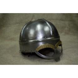 Helm Gjermundbu mit Maske aus Tjele Version 3