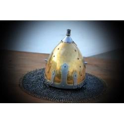 Helm Chernaya Mogila vergoldet