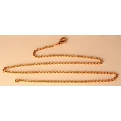 Wikinger Halskette Bronze Ingun 41 cm