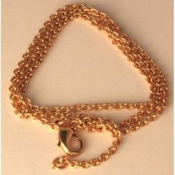 Wikinger Halskette Bronze Ingun 46 cm