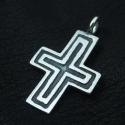 Silberkreuz Kiever Rus